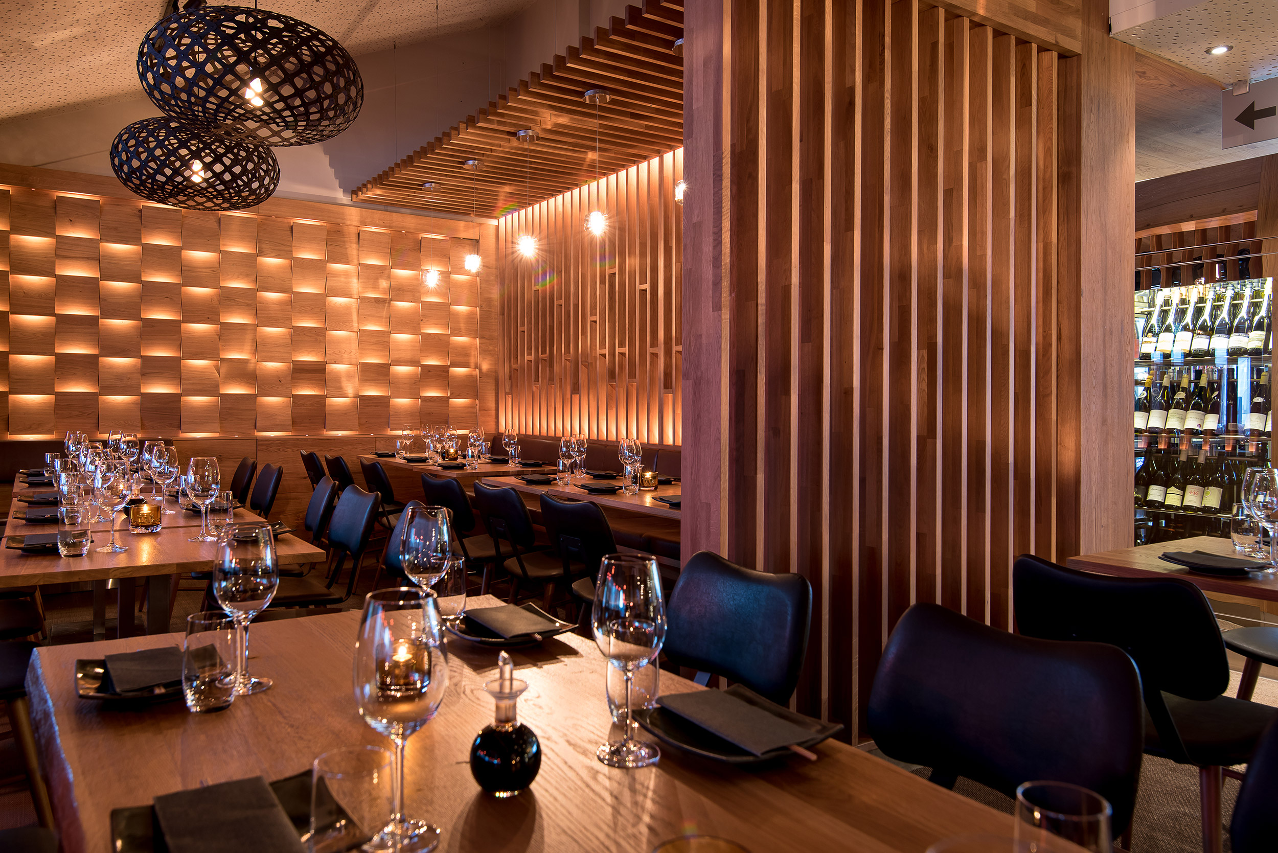 Dinner party at Hinoki?